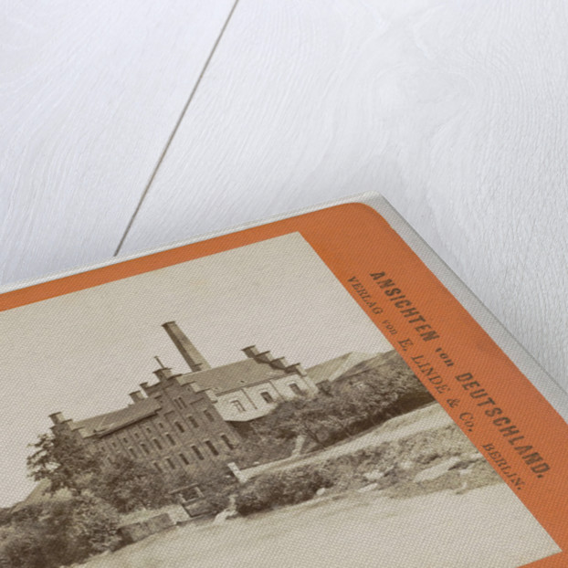 Actienbrauerei bei der Blechhutte by H. Selle & E. Linde & Co