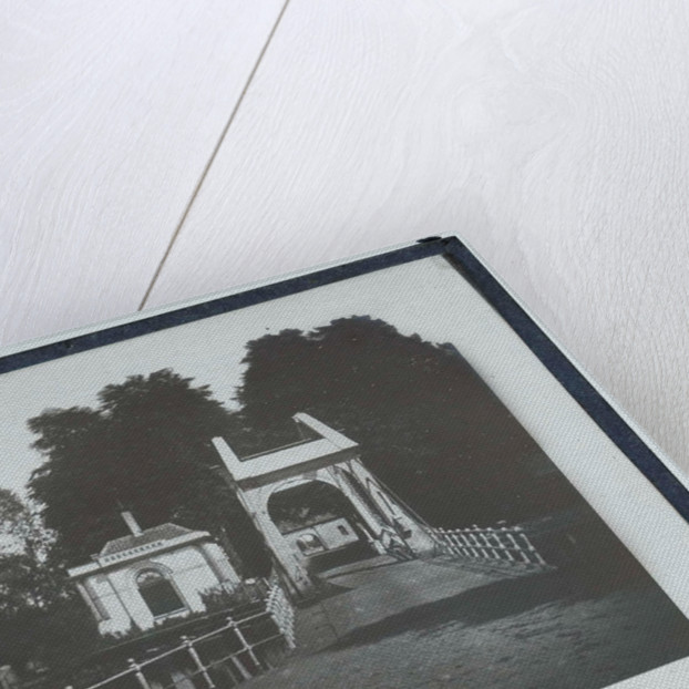 Gravelandsche poort Weesp by Pieter Oosterhuis