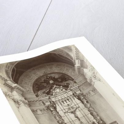 Altar at Napoleon's tomb at Hôtel des Invalides, Paris by Anonymous