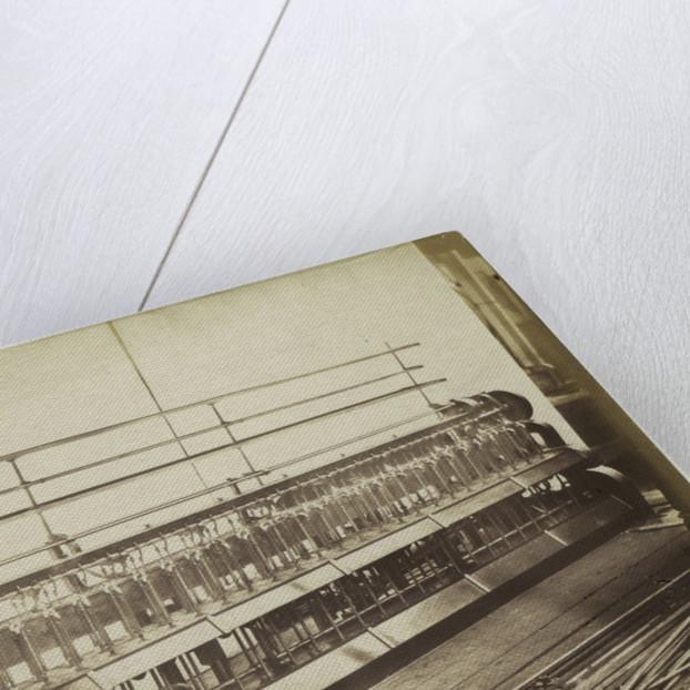 Cotton Machinery by C.M. Ferrier & F. von Martens