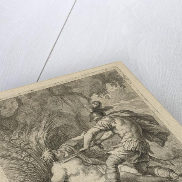 captures Peleus Thetis, J. Alexander Janssens by Victor Honoré Janssens