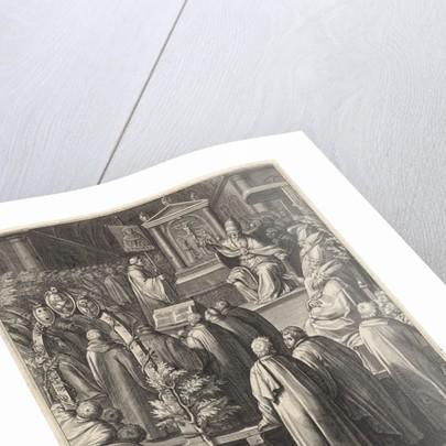 Canonization of St. Thomas Aquinas by Otto van Veen