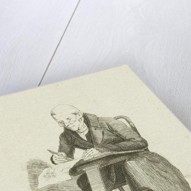 Artist by Johannes van Cuylenburgh