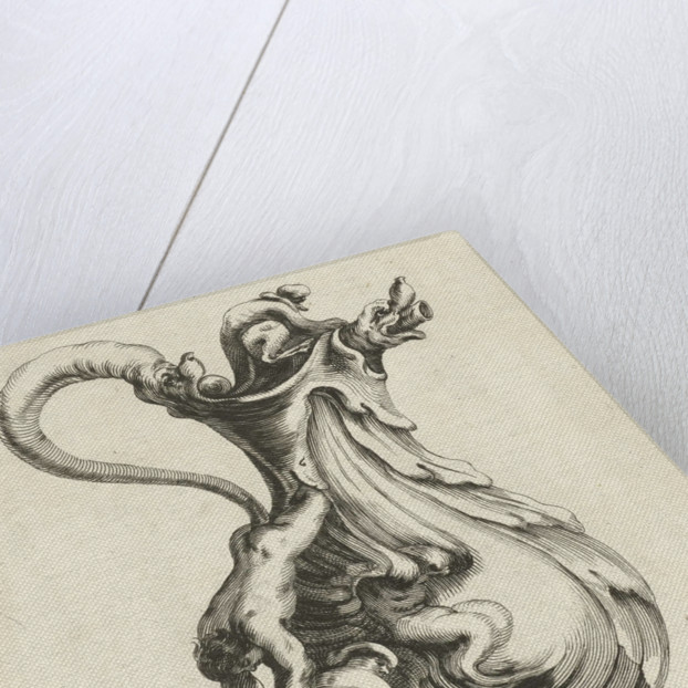 Ewer on foot by Christiaen van Vianen