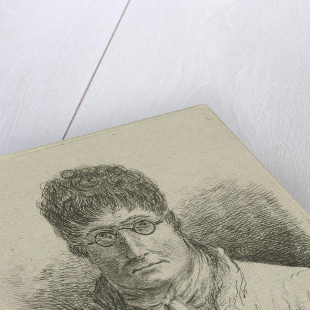 Portrait of an unknown man by François de Maleck