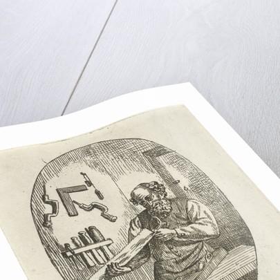 Carpenter by David van der Kellen II