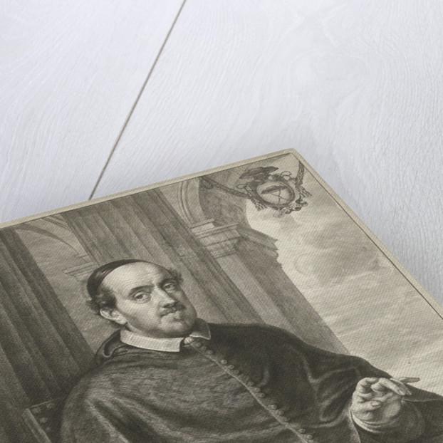 Portrait of Marius Ambrosius Capello by Philip Fruytiers