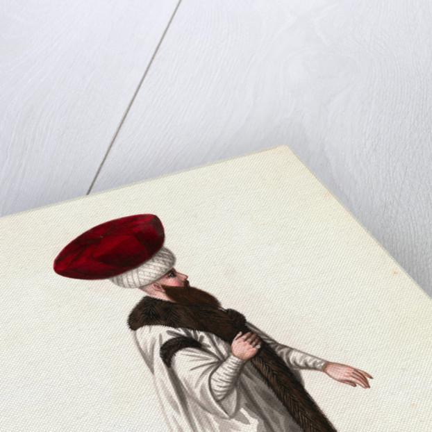 Tesrifatsy effendi by Mahmud II