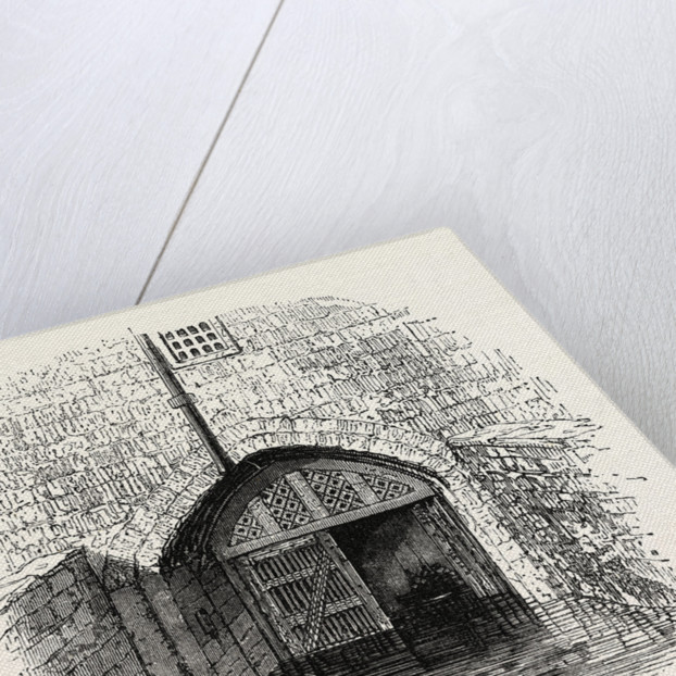 Traitor's Gate, Tower, London by Anonymous