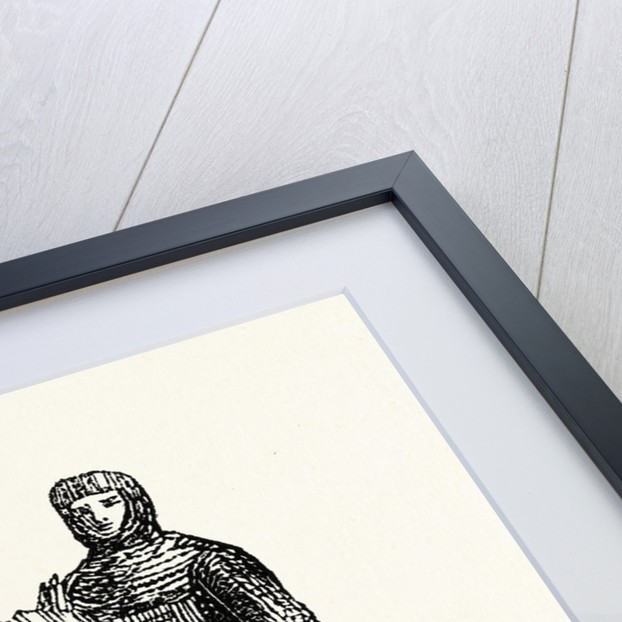 Norman Crusader by Anonymous
