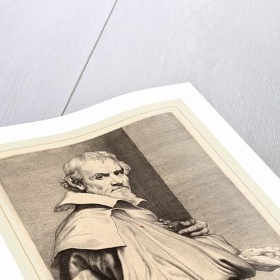 Orazio Gentileschi by Lucas Emil Vorsterman