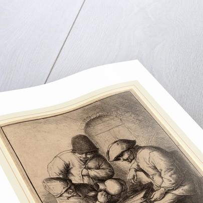 The Empty Jug, probably 1653 by Adriaen van Ostade