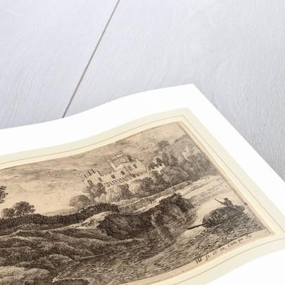 View of the Aqua Acetosa by Herman van Swanevelt