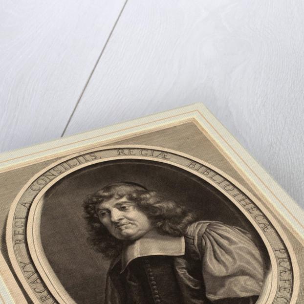 Pierre de Carcavy, 1675 by Gerard Edelinck