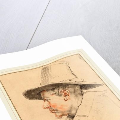 Jan van Goyen, 1766 by Cornelis Ploos van Amstel and Johannes Kornlein