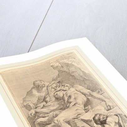 Pietà, 1720s by Paul Troger