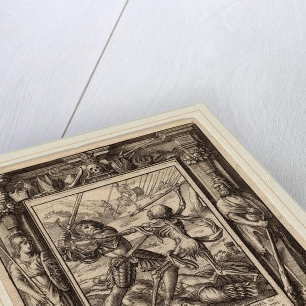Knight, 1651 by Wenceslaus Hollar