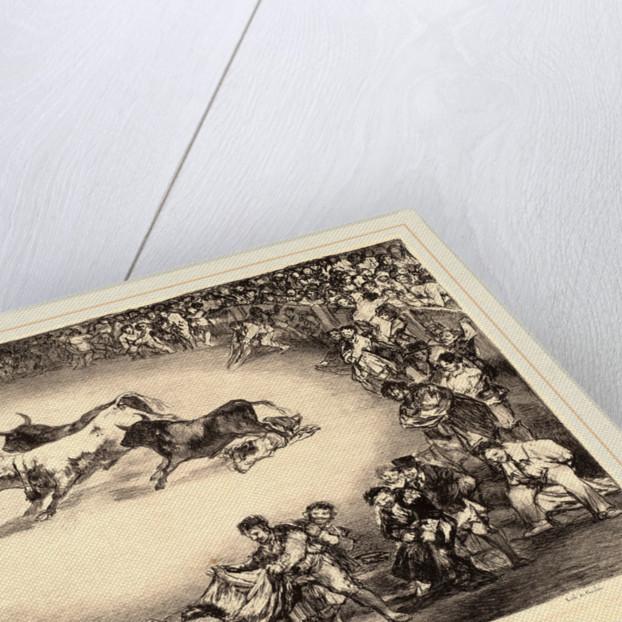 Dibersion de España by Francisco de Goya