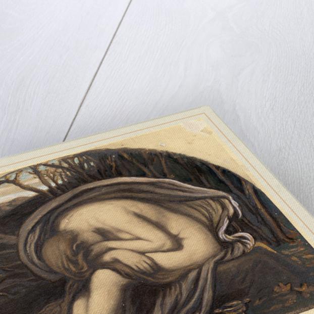 The Magdalene by Elihu Vedder