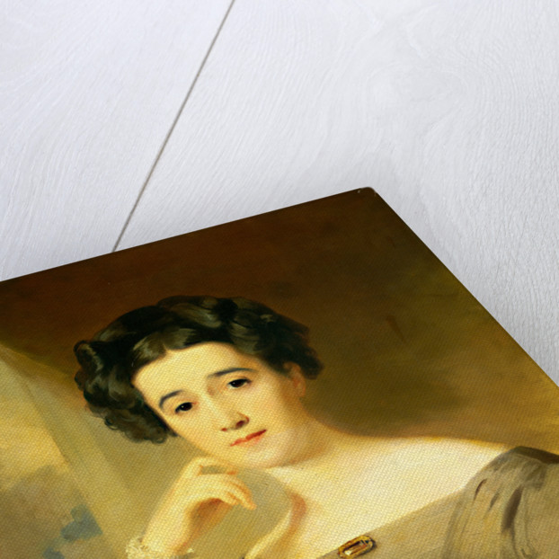 Mrs. William Griffin, 1830 by Thomas Sully