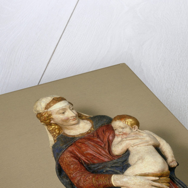 Madonna and Child, c. 1425 by Anonymous