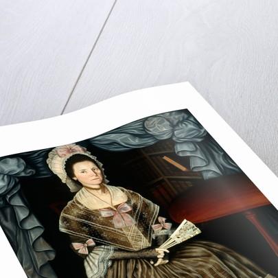 Mrs. Samuel Chandler by Winthrop Chandler