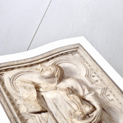 Charity, c. 1330 by Giovanni di Balduccio