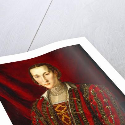 Eleonora di Toledo by Agnolo Bronzino