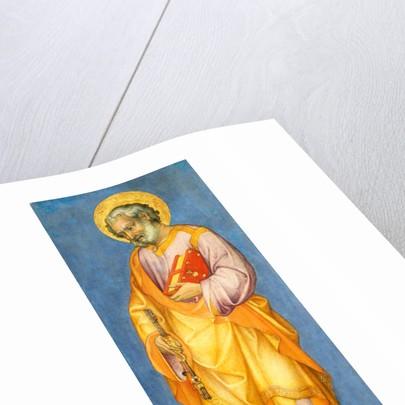 Saint Peter by Michele Giambono