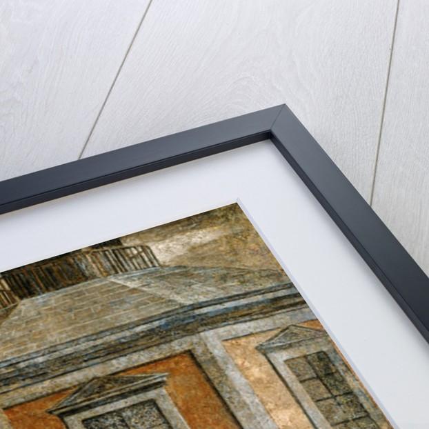 Cephalus and Pan at the Temple of Diana by Bernardino Luini