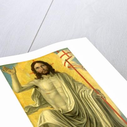 Italian, Christ Risen from the Tomb, c. 1490 by Bergognone