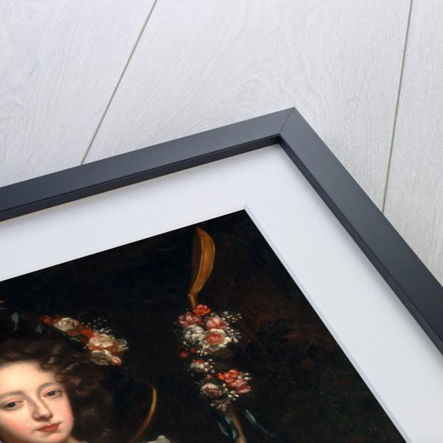 Elizabeth Jones, Countess of Kildare Elizabeth by Willem Wissing