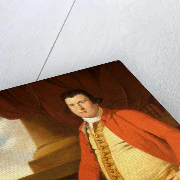 An Unknown Man by Tilly Kettle