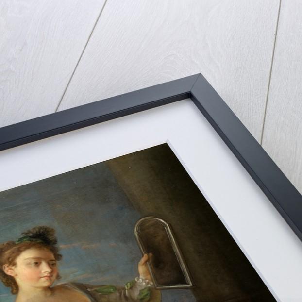 The Sense of Sight, Philippe Mercier by Philippe Mercier