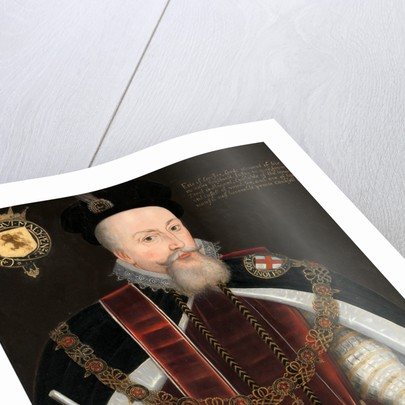 Robert Dudley, Earl of Leicester by Anonymous