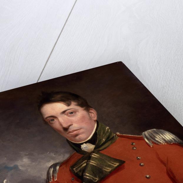 Captain Richard Gubbins by John Constable