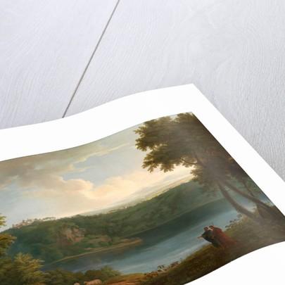Lake Albano by George Lambert