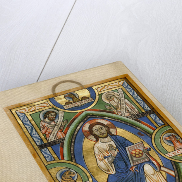 Christ in Majesty by Anonymous