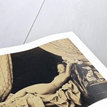 Female Nude by Félix Jacques Moulin