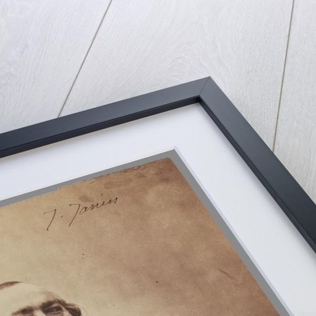 Jules Janin by Nadar [Gaspard Félix Tournachon]