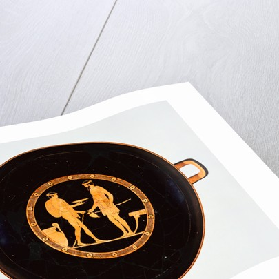 Attic Red-Figure Kylix by the Euaion Painter