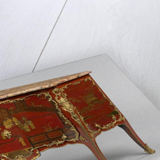 Commode by Bernard II van Risenburgh