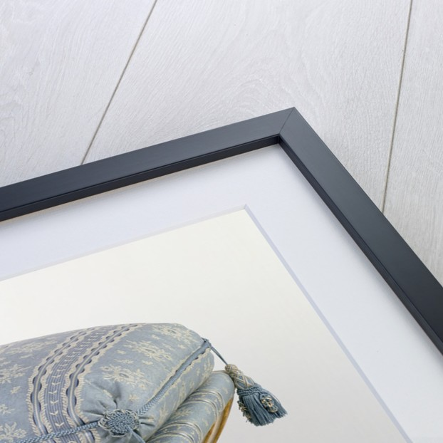 Folding Stool by Jean-Baptiste-Claude Sené