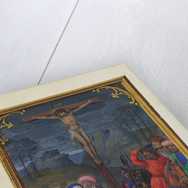 The Crucifixion by Simon Bening