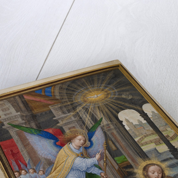 The Annunciation by Simon Bening