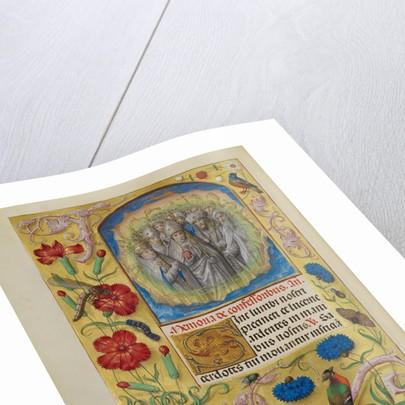 Confessor Saints by Master of James IV of Scotland