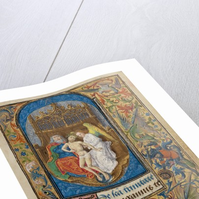The Trinity by Lieven van Lathem