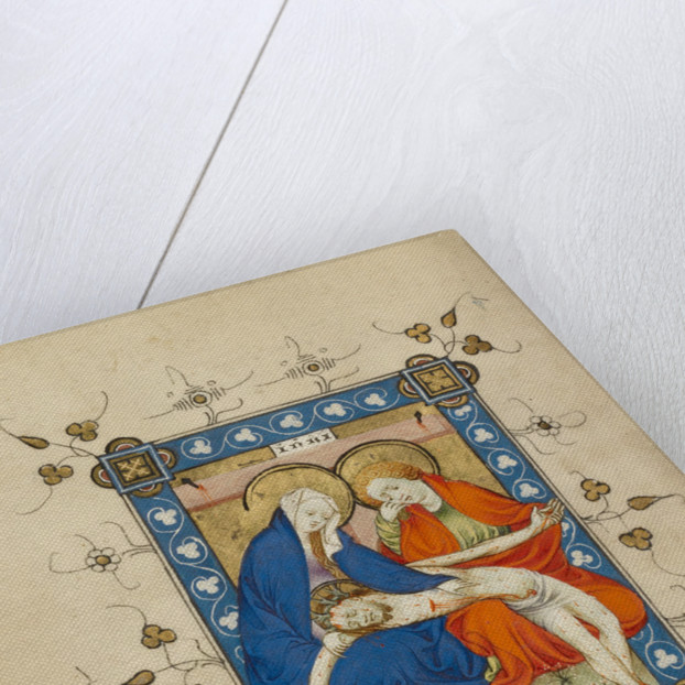The Lamentation by Masters of Dirc van Delf