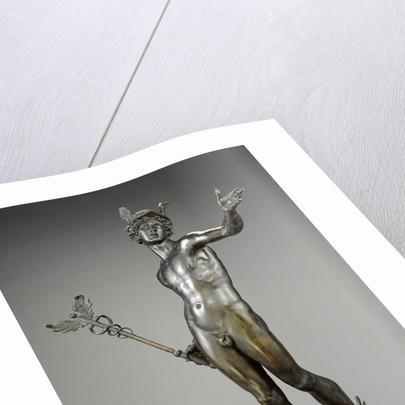 Mercury by Johann Gregor van der Schardt