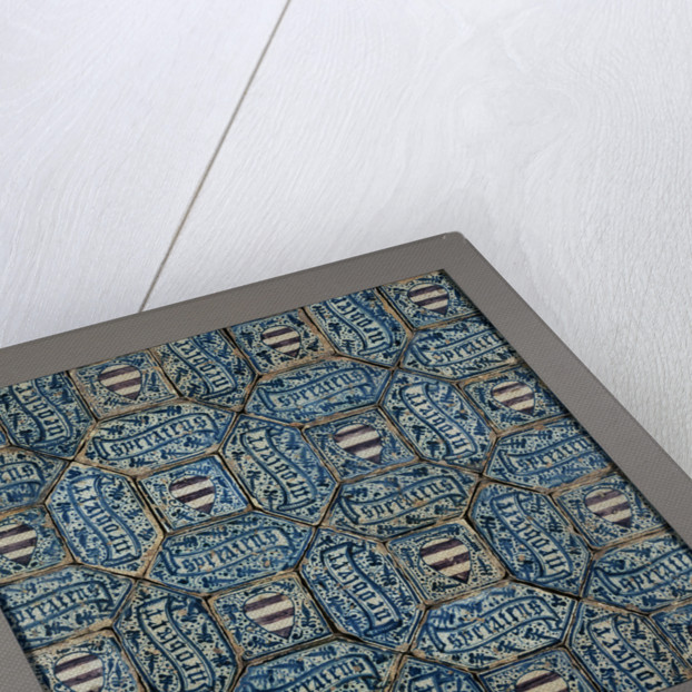 Tile Floor by Anonymous